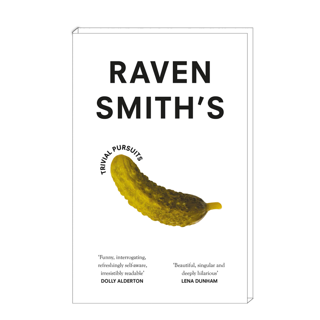 Semaine tastemaker Raven Smith recommends his book trivial pursuits