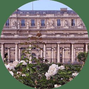 Semaine Tastemaker Josephine de la Baume Jardin du Palais Royale