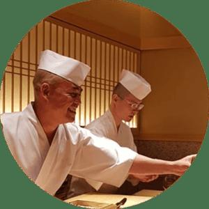 Semaine Tastemaker Daniel Ashram, Sushi Saito Toyko