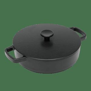Semaine tastemaker Margot Henderson uses saute pan