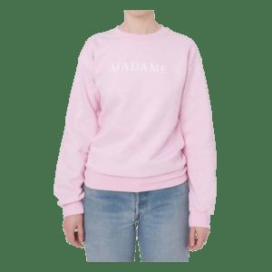 Semaine artist Sabine Getty limited edition Madame Chic Sweatshirt