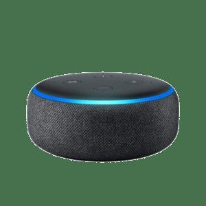Semaine Tabitha Goldstaub uses Alexa by Amazon