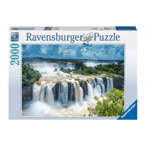 Semaine tastemaker Tabitha Goldstaub plays puzzle by Ravensburger