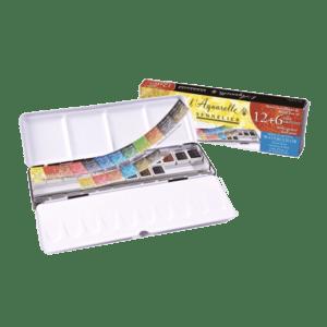 Semaine Tastemaker Luke Edward Hall Products Aquarelle Extra Fine Sennelier