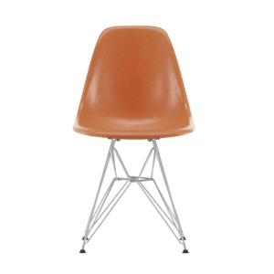 Semaine tastemaker Rohan Silva uses chair by Charles and Ray Eames for Vitra