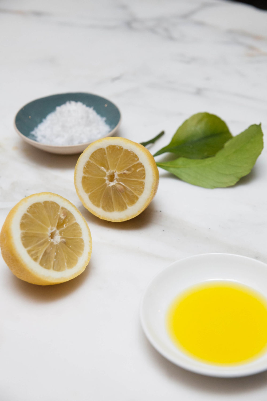Semaine tastemaker Skye Gyngell lemon by Giada Mariani