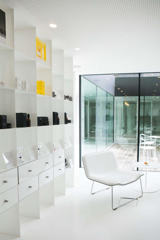 Semaine tastemaker Susanne Kaufmann relaxing room by Giada Mariani