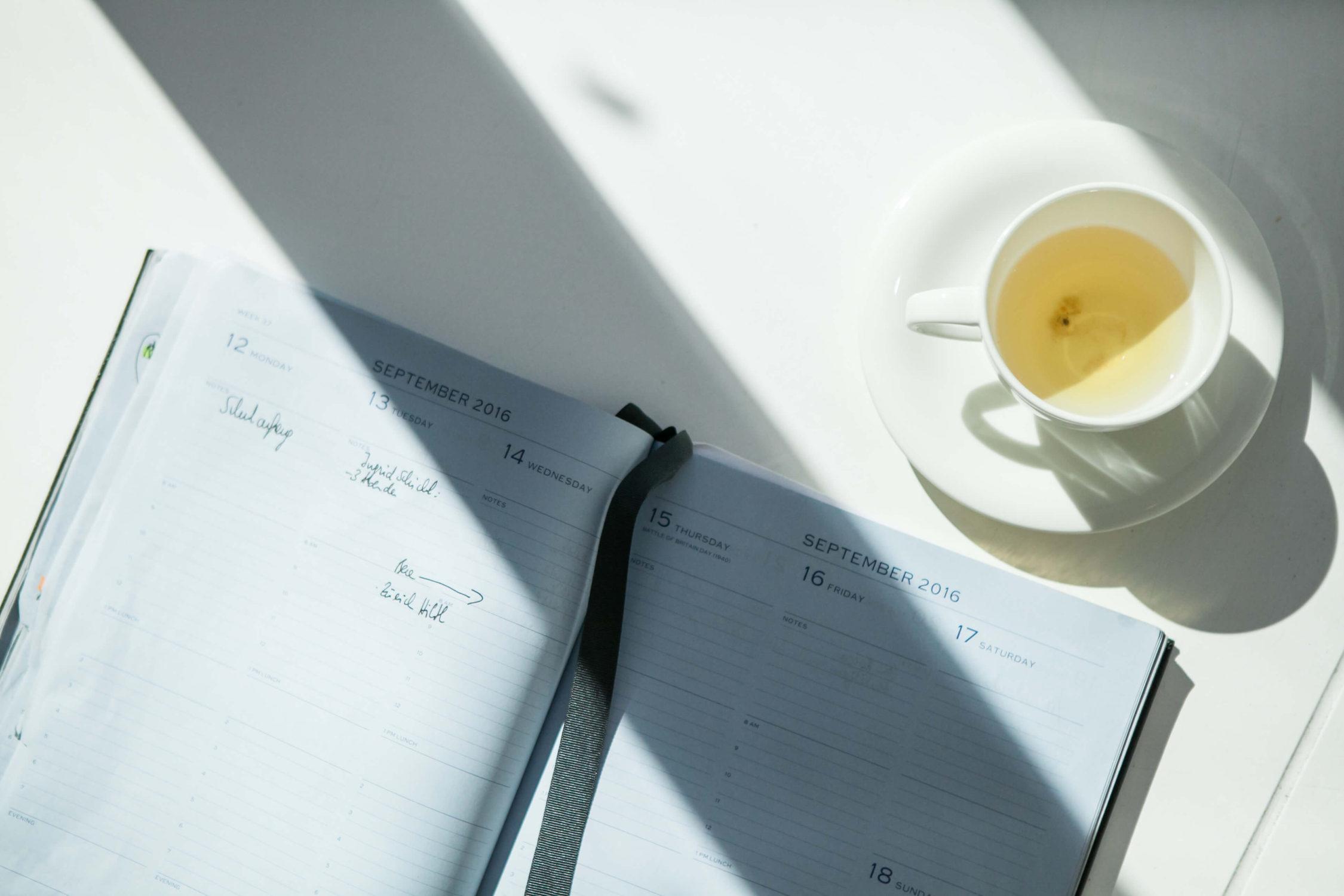Semaine tastemaker Susanne Kaufmann timer and tea by Giada Mariani