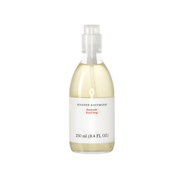 Semaine tastemaker Susanne Kaufmann uses her hand soap Hand Soap by Susanne Kaufmann™
