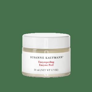 Semaine tastemaker Susanne Kaufmann uses Enzyme Peel by Susanne Kaufmann