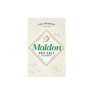 Semaine tastemaker Skye Gyngell uses sea salt by Maldon