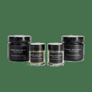 Semaine tastemaker Susanne Kaufmann uses Herbal and Herbal Salts Mixtures by Hotel Post Bezau