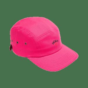 Semaine tastemaker wears pink core logo hemingway by Noah