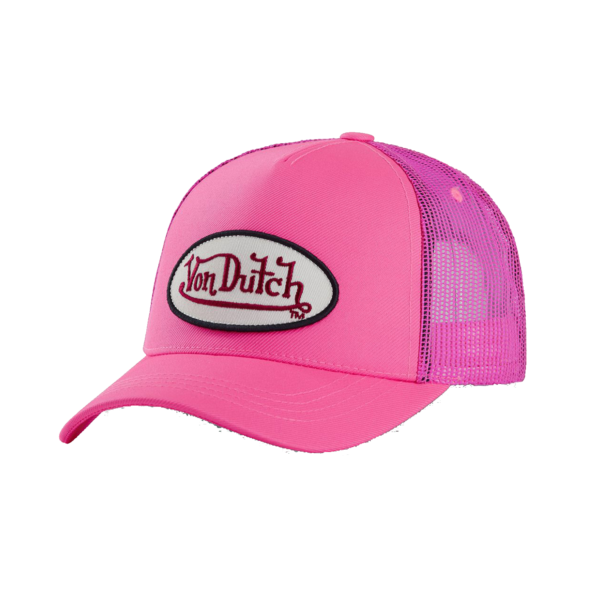 Semaine tastemaker Paris Hilton wears fresh rose baseball hat by Van Dutch