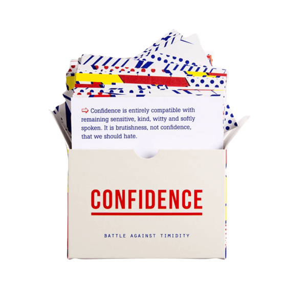 Semaine tastemaker Sigrid loves her confidence cards