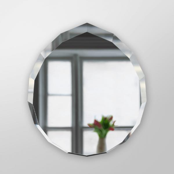 Semaine tastemaker Christiaan enjoys this Piet Houtenbos mirror