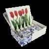 Semaine tastemaker Christiaan uses tulipiere