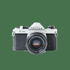 Semaine Tastemaker Daniel Arsham Pentax Film Camera