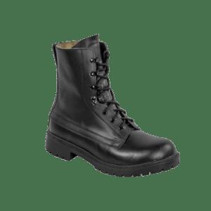 Semaine Tastemaker Josephine de la Baume Highlander Ranger Assault Boots