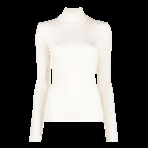 Semaine Tastemaker Josephine de la Baume Courrèges Turtleneck sweater