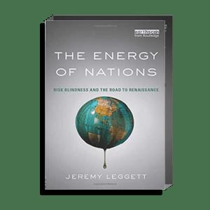 Semaine Tastemaker Olafur Eliasson The Energy of Nations by Jeremy Leggett