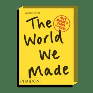 Semaine Tastemaker Olafur Eliasson The World We Made book